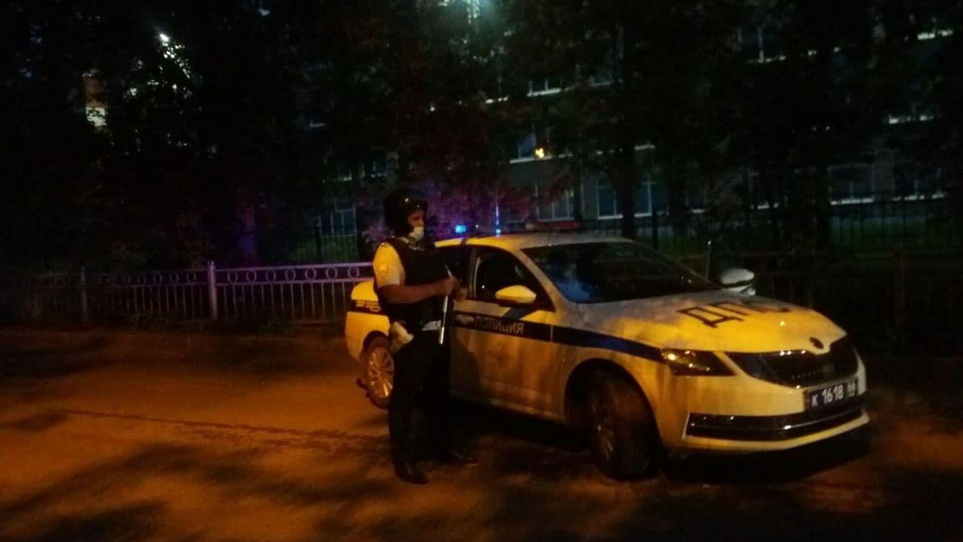 Мужчину, устроившего стрельбу в Екатеринбурге, задержали