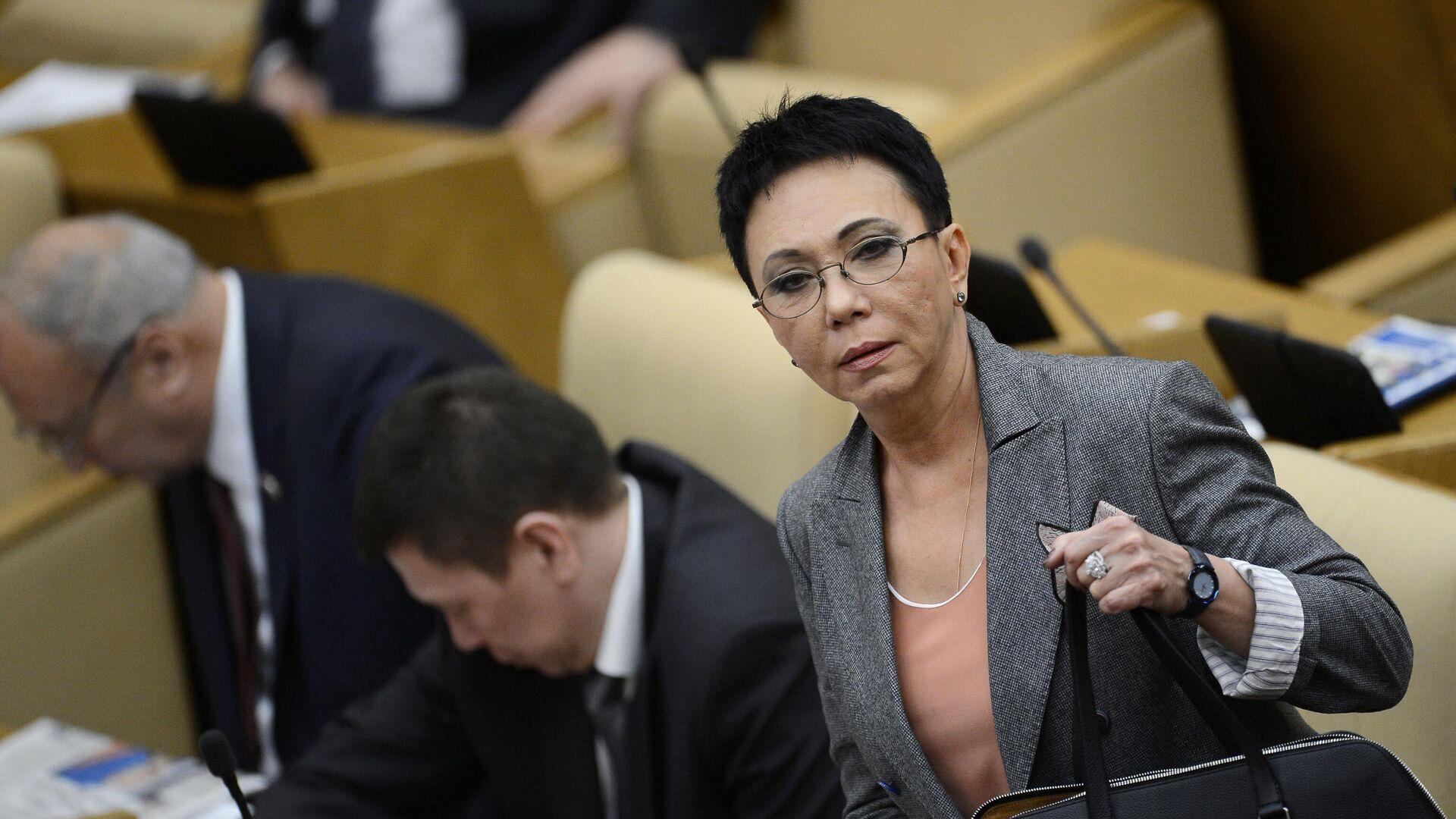Умерла депутат Госдумы Лариса Шойгу