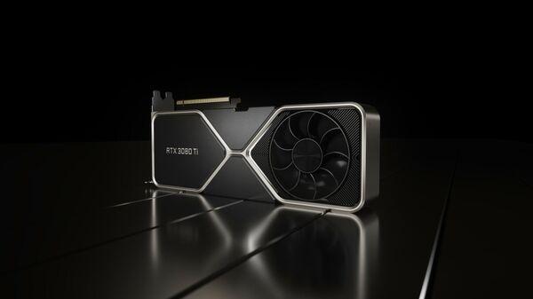 NVIDIA показала мощные видеокарты GeForce RTX 3070 Ti и RTX 3080 Ti