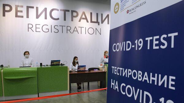 Мурашко заявил о недостаточности доли россиян с иммунитетом к COVID-19