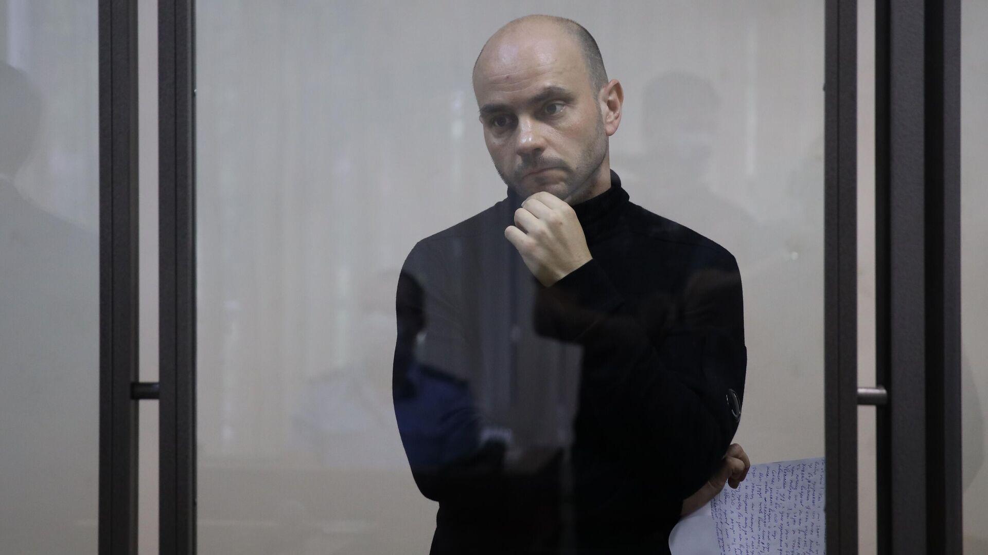 """Суд арестовал экс-главу """"Открытой России""""* Пивоварова"""