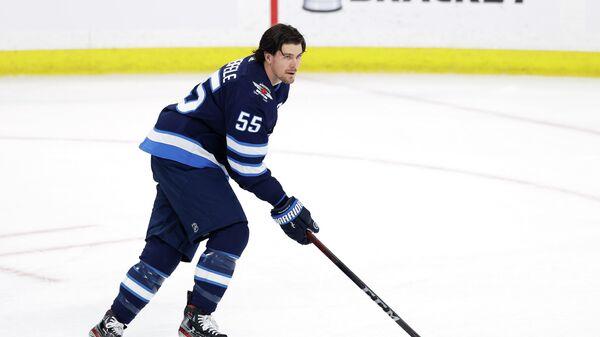 Хоккеист Марк Шайфли.