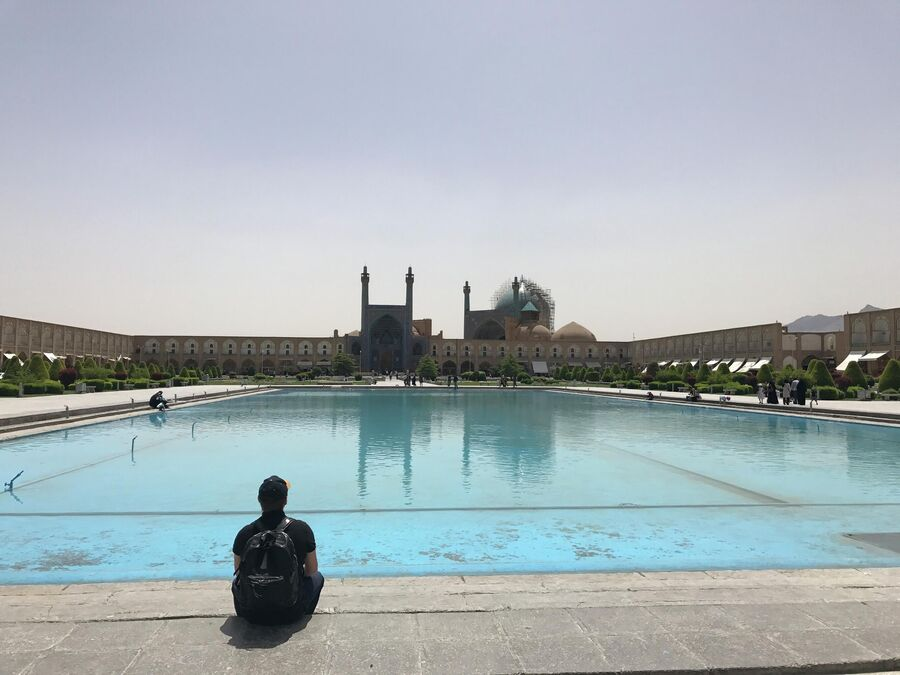 Иран, Исфахан