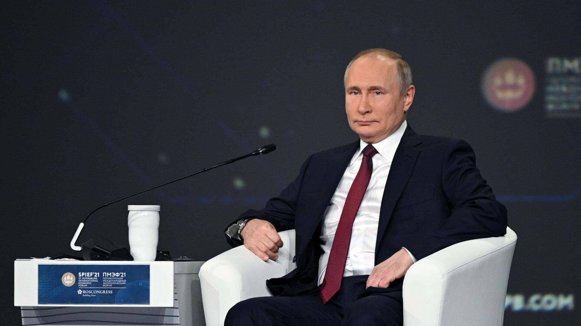 """""""Должны всех кормить?"""" Путин раскрыл детали по """"Северному потоку — 2"""""""