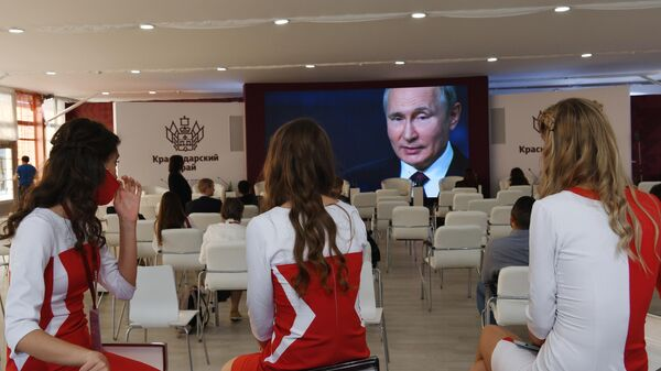 Путин рассказал о помощи другим странам в производстве вакцин