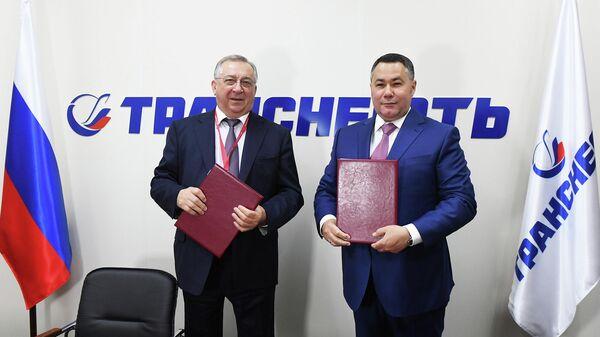Руденя: ПМЭФ-2021 дал Верхневолжью новые контракты на 91 миллиард рублей