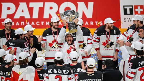 Сборная Канады - чемпион мира-2021