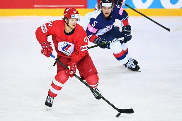Хоккей. Чемпионат мира. Матч Великобритания – Россия