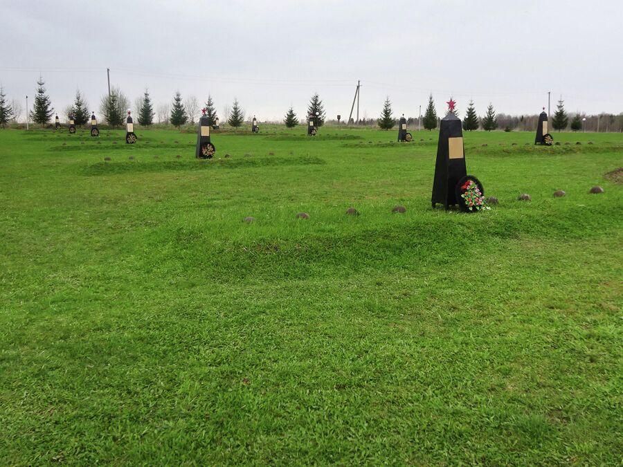 Мемориал Богородицкое поле