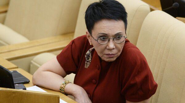 Заместитель председателя комитета Государственной Думы РФ по регламенту и организации работы Госдумы РФ Лариса Шойгу