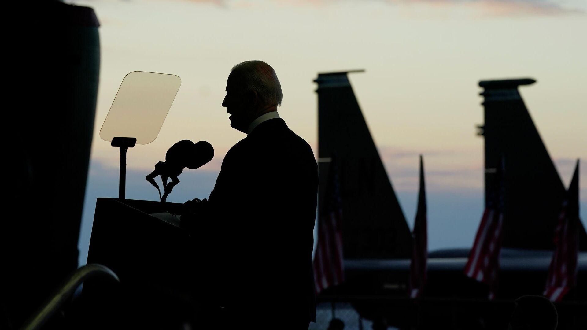 Президент США Джо Байден  - РИА Новости, 1920, 11.06.2021