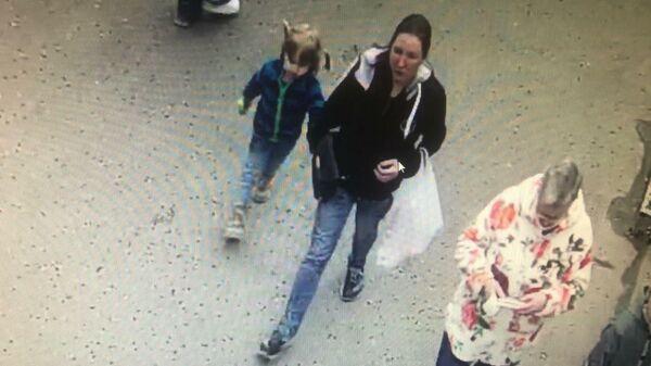 В городе Видное женщина увела двухлетнюю девочку в неизвестном направлении