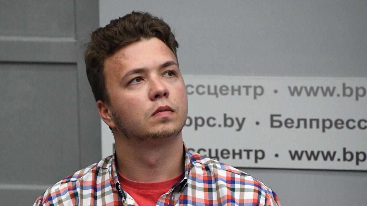 Протасевич признался, что был соавтором попытки госпереворота в Белоруссии
