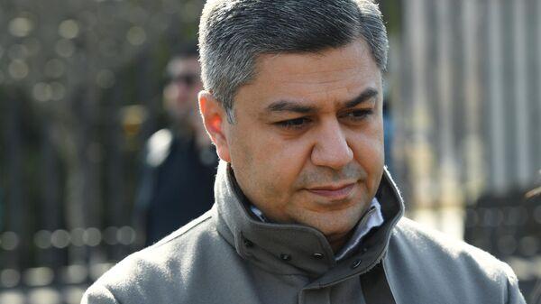 Экс-директор Службы национальной безопасности Армении Артур Ванецян