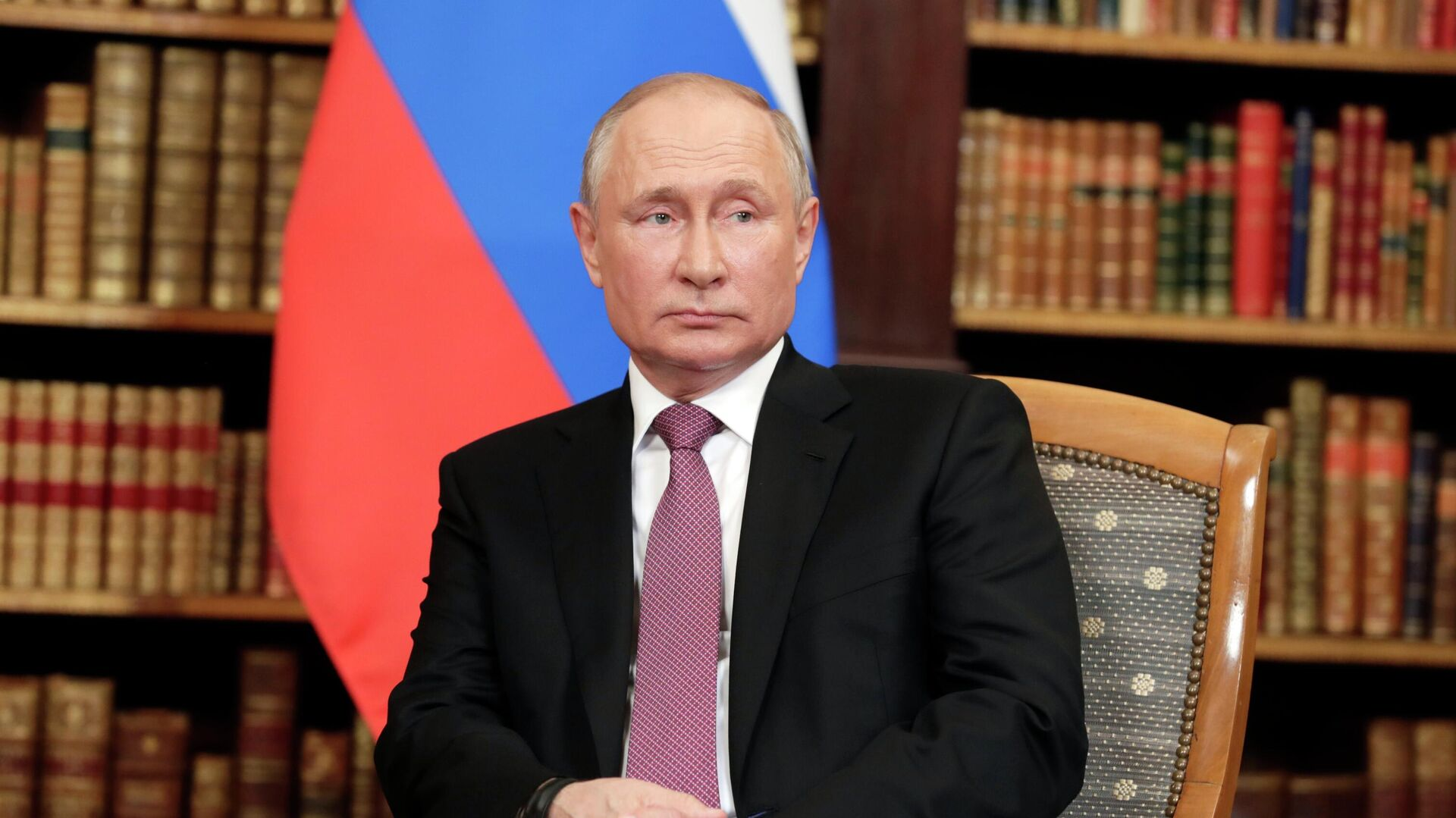 Президент РФ Владимир Путин - РИА Новости, 1920, 23.06.2021