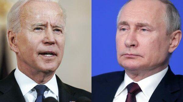 LIVE: Пресс-конференция Путина на саммите в Женеве