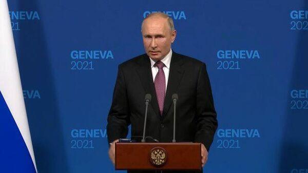 Мы объяснились – Путин о звонке Байдена по поводу резких заявлений в его адрес