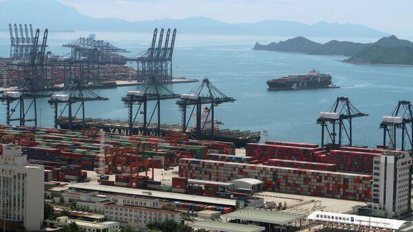 Китайский порт Яньтянь