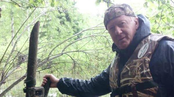 Анатолий Чубайс путешествует по реке Бикин