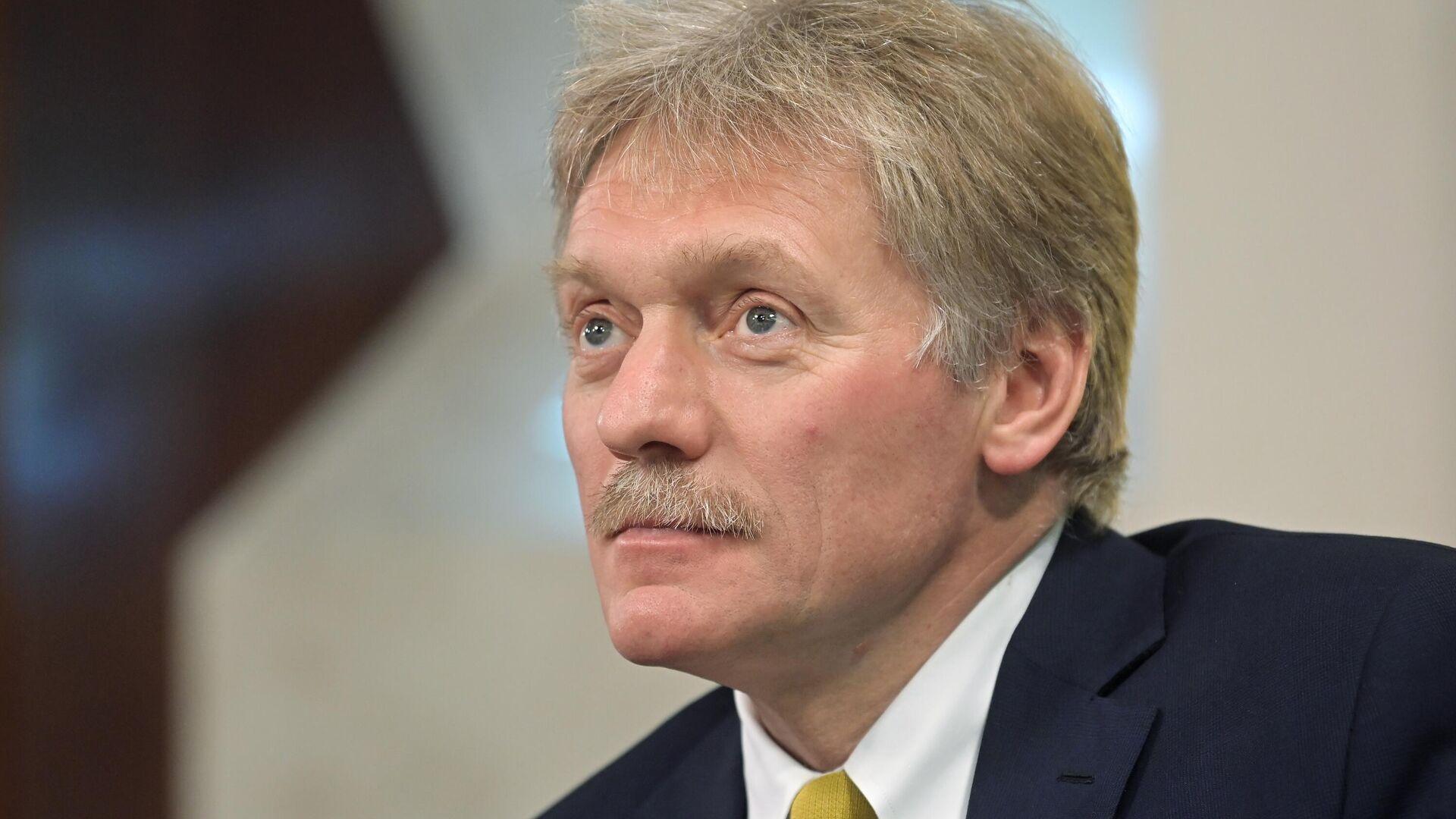 Путин затронет тему Афганистана во время выступления на ВЭФ, заявил Песков