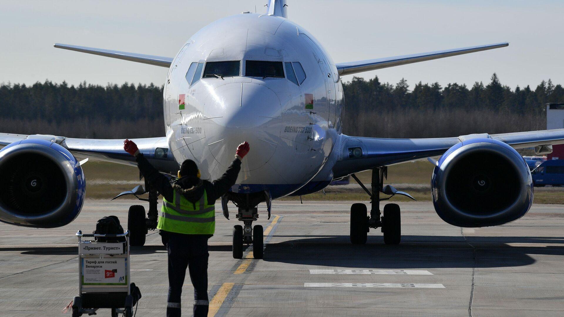 Белоруссия не будет принимать самолеты с Украины, заявил Лукашенко