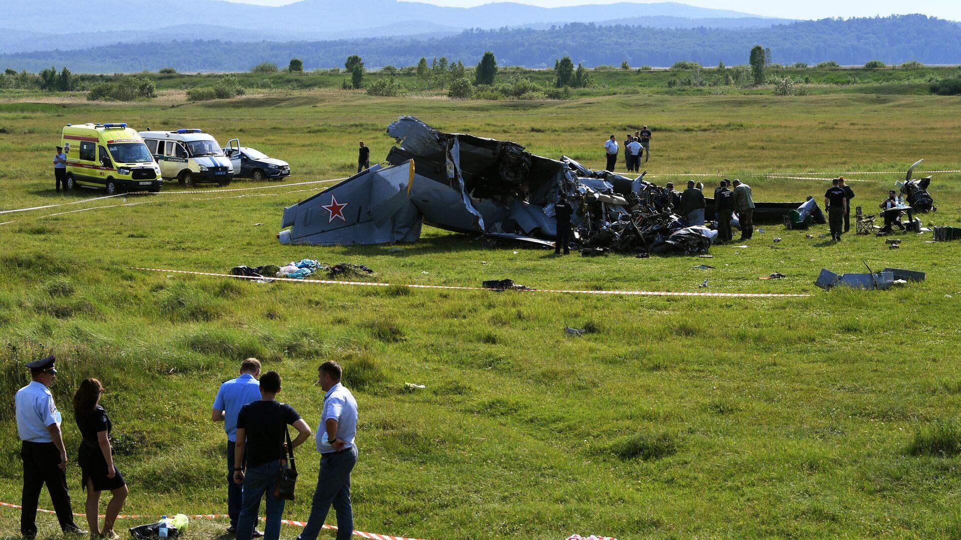 Медики рассказали о состоянии раненых при крушении самолета в Кузбассе