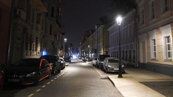Улица Чаплыгина в Москве