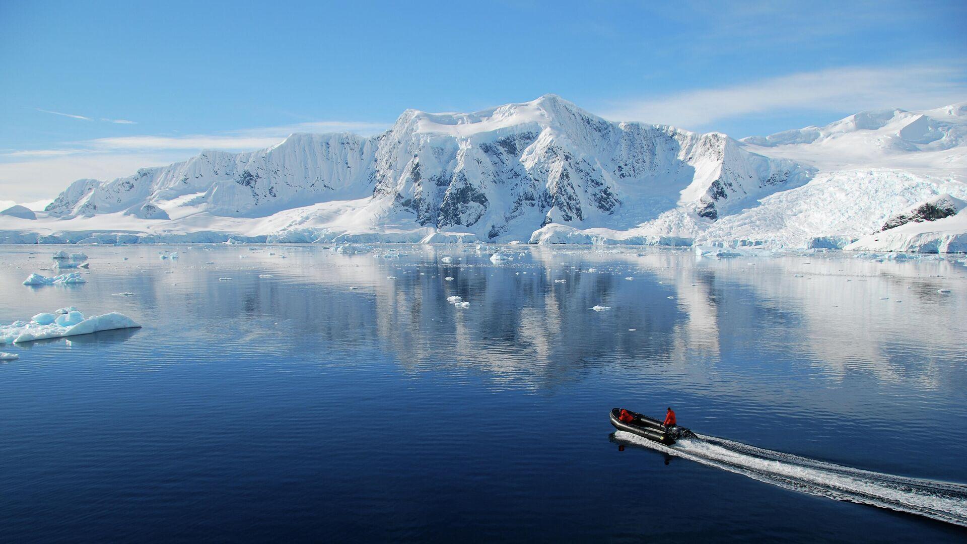 Ученые нашли в Атлантике затонувший континент. На него претендует Исландия