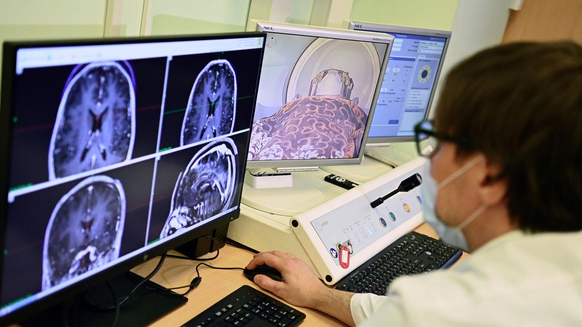 Разработан метод визуальной оценки старения мозга