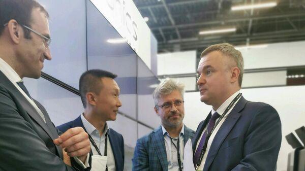 Huawei и Sitronics представили российские серверы на конференции в Нижнем Новгороде