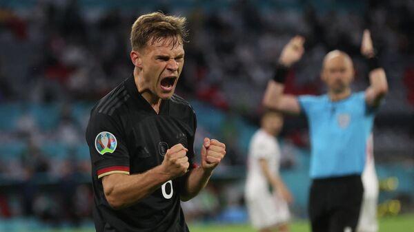 Защитник сборной Германии Йозуа Киммих