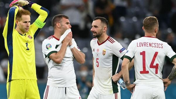Сборная Венгрии на ЕВРО-2020