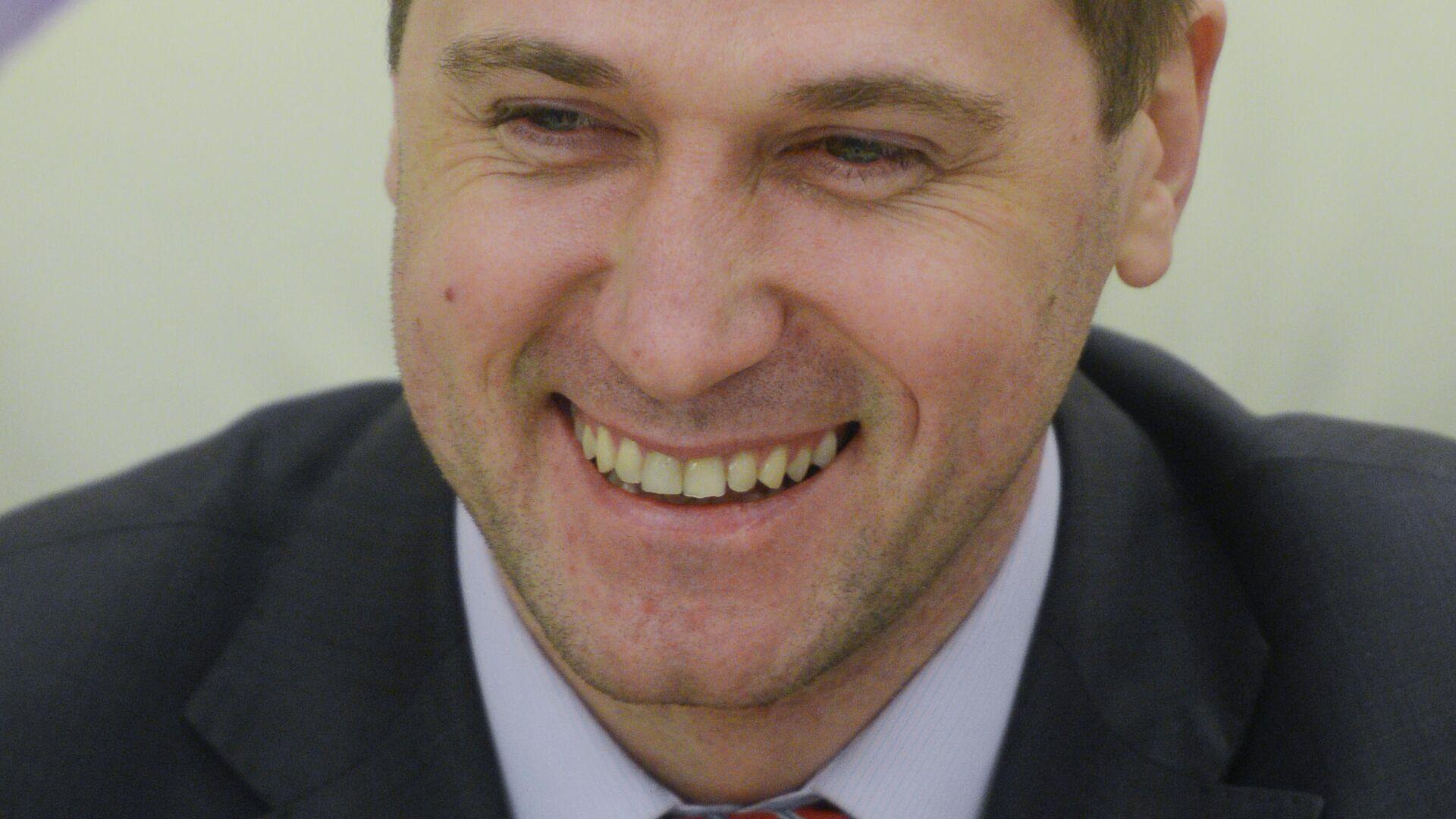 Алексей Морозов, заместитель главы Минспорта - РИА Новости, 1920, 25.06.2021