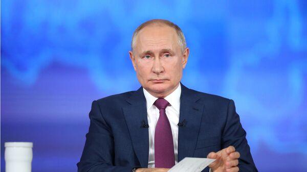 Путин подписал законы о развитии федеральной территории Сириус