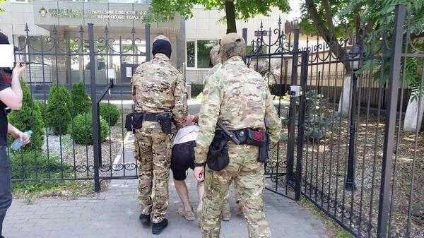 ФСБ РФ задержала сторонников украинской неонацистской группы в Белгороде