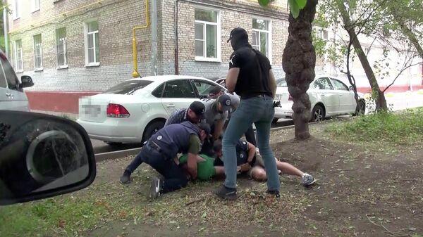 ФСБ РФ предотвратила теракт в Астрахани. Кадр видео
