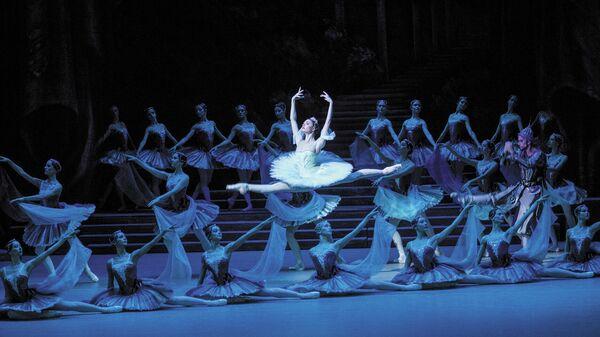 Балет Александра Глазунова Раймонда в Красноярском театре оперы и балета имени Д. А. Хворостовского
