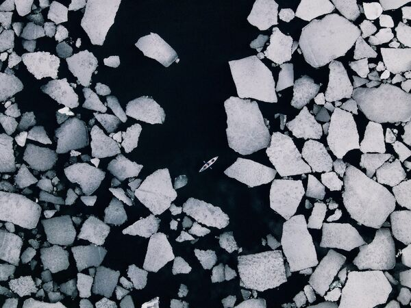 Уходящие льды Байкала