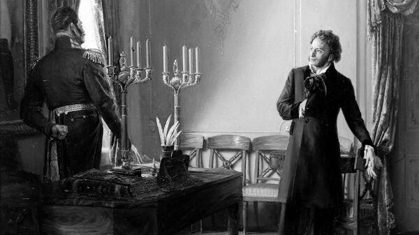 Граф Бенкендорф: герой, обольститель и жандарм