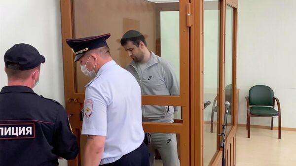 Оглашение приговора исламисту, готовившему теракт в Москве