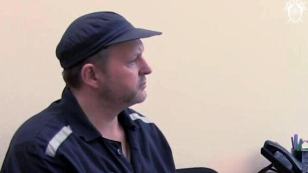 Бывший губернатор Кировской области Никита Белых, подозреваемый в превышении должностных полномочий. Скриншот видео
