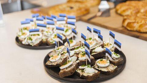 Бутерброд с балтийской килькой