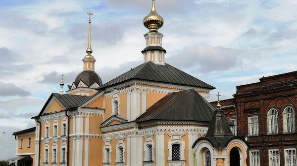 Суздаль. Казанская церковь