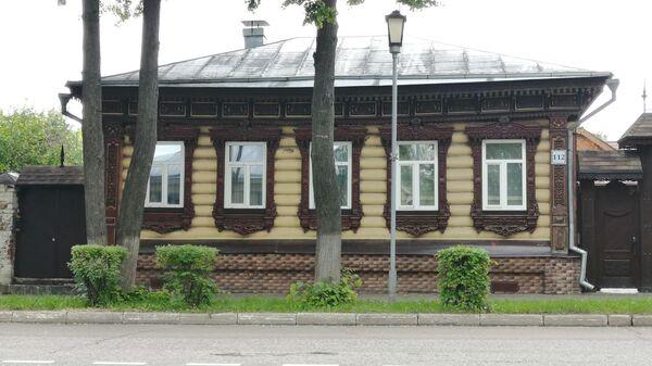 Жилой дом на улице Ленина в Суздале