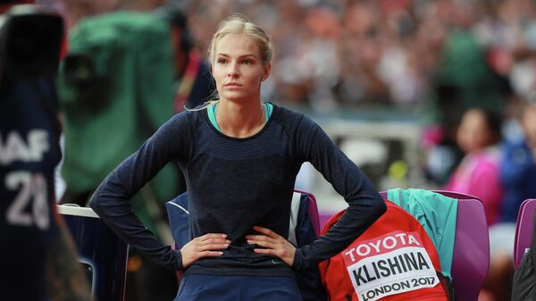 Дарья Клишина