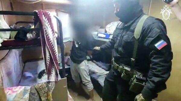 В Подмосковье задержали боевика ИГ*, планировавшего теракт