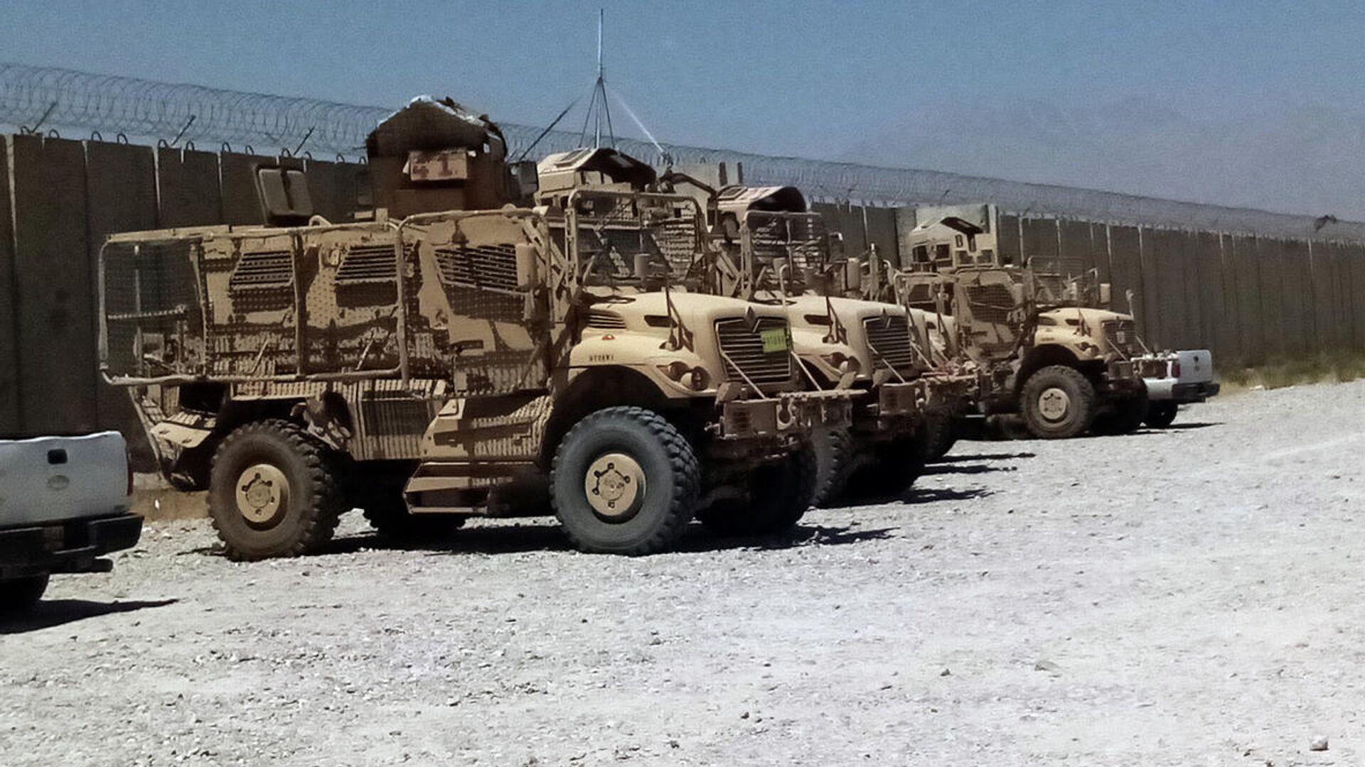США не отчитывались об операции в Афганистане в СБ ООН, заявила Захарова