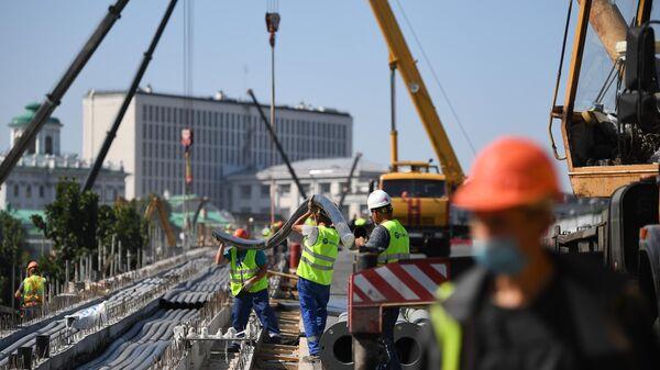Комплексная реставрация Большого Каменного моста