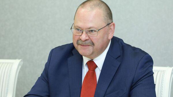 Врио губернатора Пензенской области Олег Мельниченко