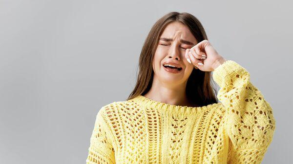 Женский плач